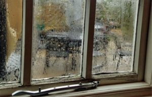 AN INTRODUCTION TO DAMP AND CONDENSATION IN BUILDINGS